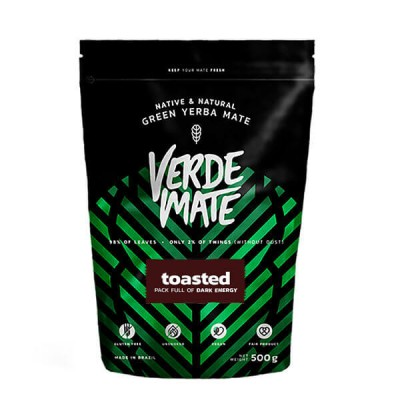 Мате Verde Mate Green Toasted 0,5kg